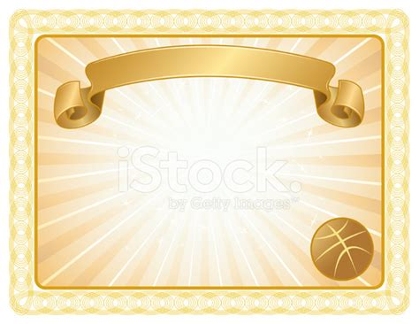 Kitchen Design Awards by Basketball Award Certificate Background Stock Photos