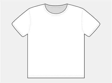 tshirt templates printable t shirt templates