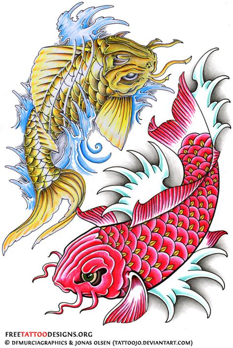 tattoo koi designs free koi fish tattoodenenasvalencia