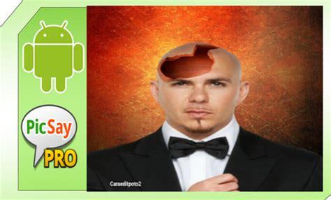 tutorial edit foto dengan picsay pro edit foto manipulasi kepala pecah picsay pro android