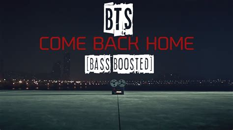 download mp3 bts where do you come from download lagu bts come back home chipmunks ver in 3d use