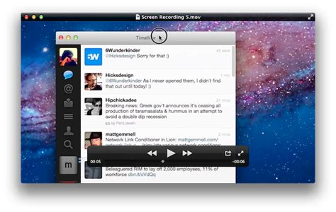 how to update quicktime player on a mac lion s quicktime player screen recording improvements and