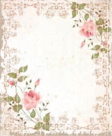 free retro rose frame vector titanui