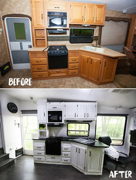 renovated rv five fifth wheel remodels you don t want to miss go rving