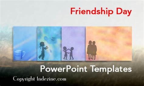 powerpoint templates love and friendship friendship day powerpoint templates