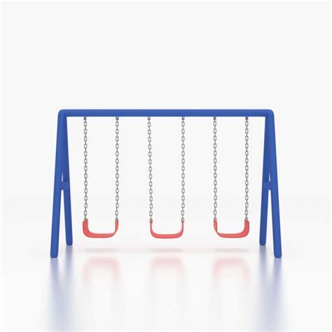 swing 3d model swing 3d model
