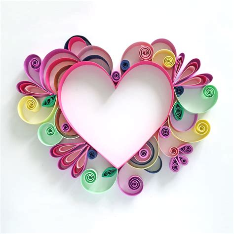 Quilling Paper Craft - mother s day quilling paperchase journal