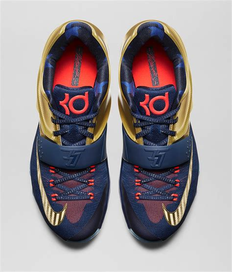 Topi Official 7 Premium nike kd 7 premium official look release info weartesters