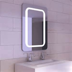 led backlit bathroom mirror backlit modern illuminated bathroom led makeup mirror