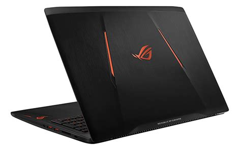 Laptop Asus Rog Gl502 the new asus rog strix gl502 wants to be the gaming notebook you take out with you