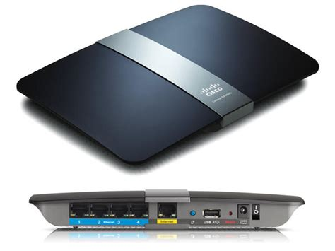 cisco linksys ea4500 review review zdnet