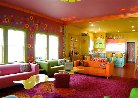 Colorful Living Room Ideas How To Choose The Interior Paint Part 1 Home Planetfem Home Living Design