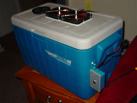 Ac Cooler portable 12v air conditioner cheap and easy 12 steps