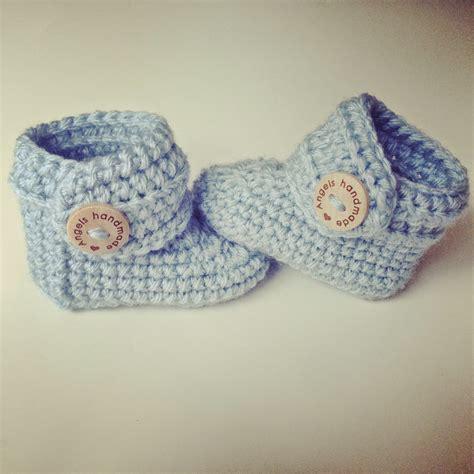 Handmade Newborn - handmade baby booties haakpatroon