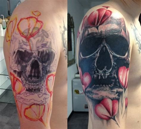 tattoo cover up show 55 incredible cover up tattoos before and after tattoo