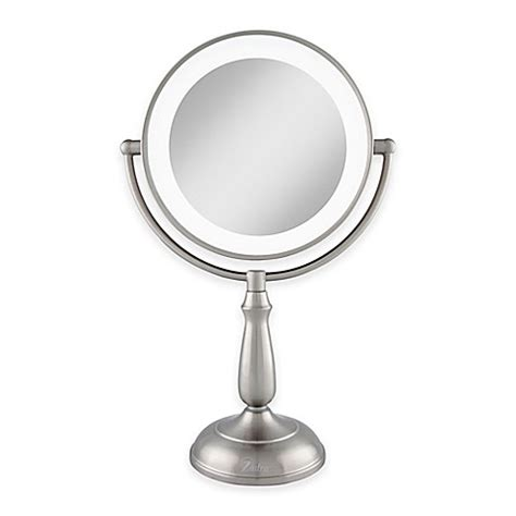 lighted makeup mirror 10x magnification zadro 174 1x 10x dimmable touch led lighted makeup mirror