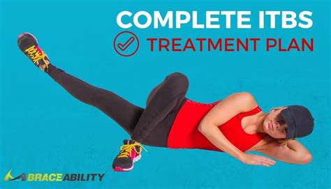itbs treatment stretches exercises  knee pain