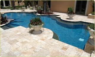 Backyard Pool Pavers Backyard Landscaping Got A Pool Az Landscape Creations