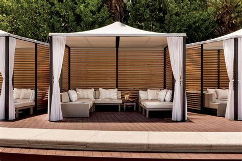 Chaise Lounges Cabanas The Ritz Carlton Grand Cayman