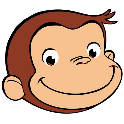 Curious George L by The Gallery For Gt Curious George Birthday Clip