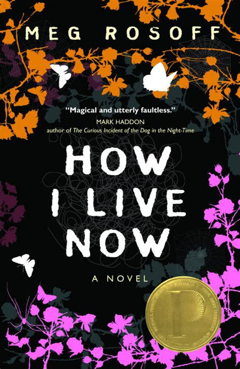 for now books meg rosoff how i live now when holden met katniss