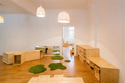 kindergarten design inspiration playground inspired from nature by baukind