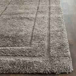 Area Shag Rug Florida Shag Gray Area Rug Wayfair