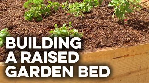 building a raised garden with wood east homestead 171 living the better one day at a