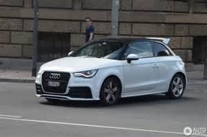 Audi Ai Audi A1 Quattro 20 August 2016 Autogespot