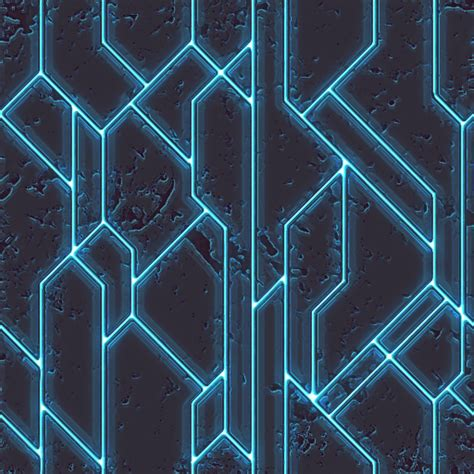 grid pattern concept tileable futuristic grid by ndugger on deviantart