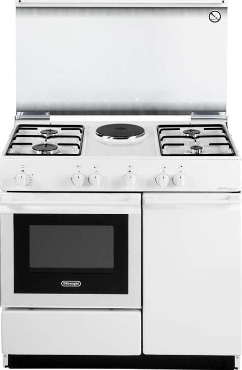 cucine a gas de longhi cucina a gas de longhi sew 8541 n forno elettrico 86x50