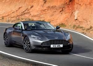 Aston Martin 2016 2016 Geneva 2017 Aston Martin Db11 Egmcartech