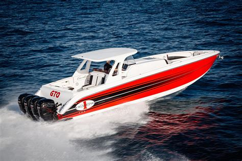 donzi boat clothing 2018 cigarette 42 huntress gto power boat for sale www