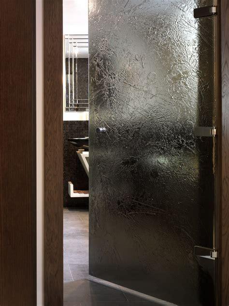 Textured Glass Door Contemporary Shower Doors London Textured Glass Shower Doors