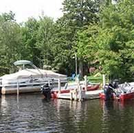 used pontoon boats hayward wi mystic moose resort hayward wisconsin lodging cabin