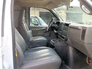 2006 chevy g1500 express cargo