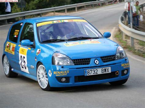 G A N Sport clio sport g n venta de coches de competici 243 n renault