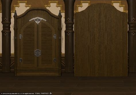 Ffxi Wardrobe eorzea database glade wardrobe xiv the