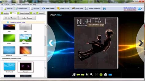 the best free brochure maker on the web that enables you