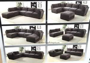 Chairs Costco Costco 6 Piece Modular Fabric Sectional 899 99 Frugal