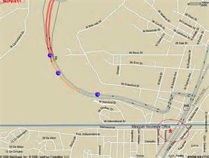 where is nogales arizona on a map border shoppers nogales arizona about 1 block from