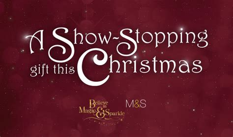 a gift this christmas with m s aka entertainment agency