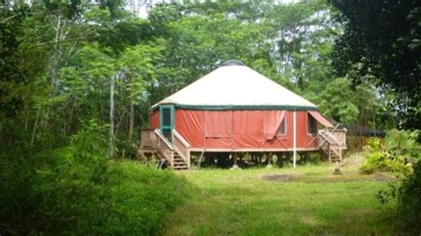 Love Yurts Hgtv by 707 Sq Ft Yurt On 1 Acre Lot In Hawaii For Sale