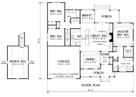 House Plans With Bonus Room by New 3 Bedroom House Plans With Bonus Room New Home Plans