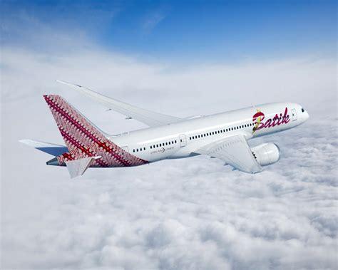batik air flight information indonesia s 2nd full service airline destinasian destinasian