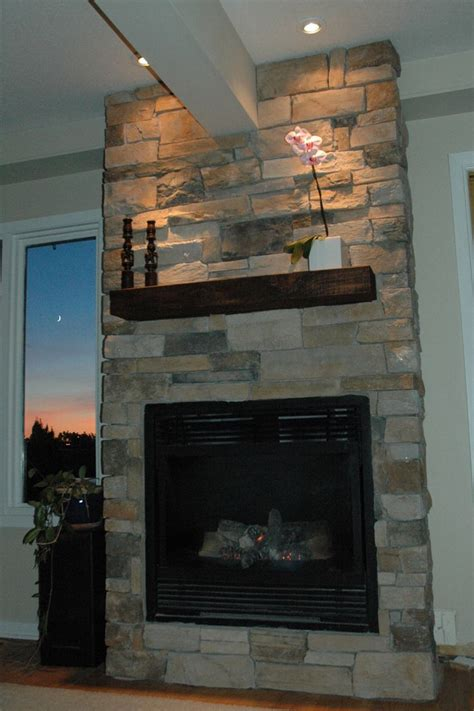 Aspen Fireplace by Fireplace Done With Cultured Aspen Country