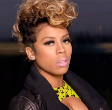 kiesha cole s hort fingerwave curly hairstyles on pinterest keyshia cole hairstyles