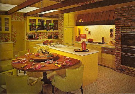 1970s kitchen 1970s architectural digest kitchen 70 s pad pinterest