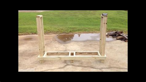 diy how to build wood diy wood rack 30