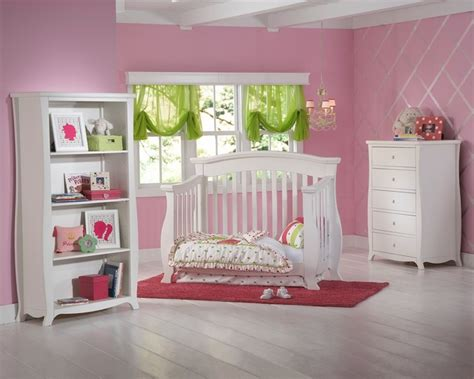 Converting A Crib To A Toddler Bed Renaissance Crib Converted Into Toddler Bed Traditional Toddler Beds Other Metro By Baby